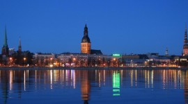 Riga Wallpaper Free