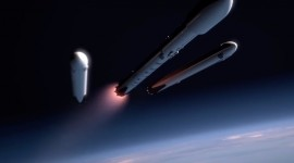 Rocket Wallpaper Background