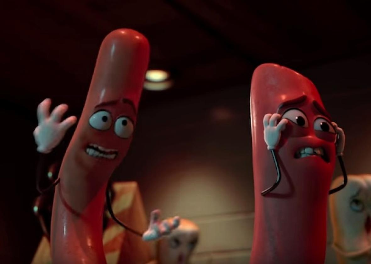 party online hd Sausage