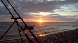 Sea Fishing Wallpaper Free