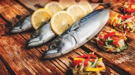 Seafood Desktop Wallpaper HD