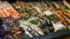 Seafood Wallpaper Download
