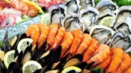 Seafood Wallpaper Full HD
