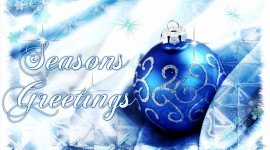 Seasons Greetings Desktop Wallpaper For PC