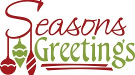 Seasons Greetings Wallpaper For Desktop