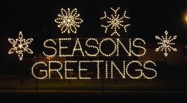 Seasons Greetings Wallpaper For PC