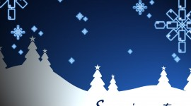 Seasons Greetings Wallpaper Gallery