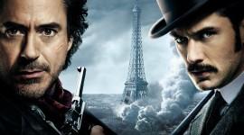 Sherlock Holmes Desktop Wallpaper