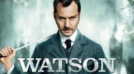 Sherlock Holmes Desktop Wallpaper HD
