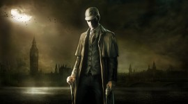 Sherlock Holmes Wallpaper For PC