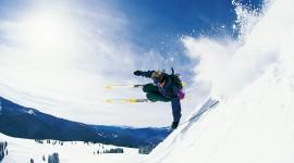 Skiing Best Wallpaper