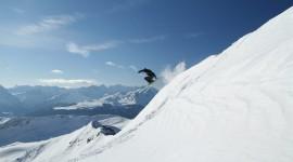 Skiing Desktop Wallpaper Free