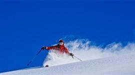 Skiing Desktop Wallpaper HQ