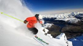Skiing Wallpaper 1080p
