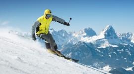 Skiing Wallpaper Download Free