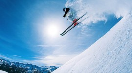 Skiing Wallpaper For Desktop