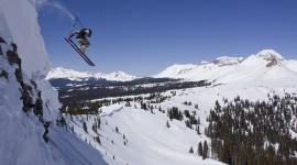 Skiing Wallpaper Free