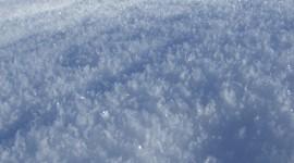 Snow Macro Wallpaper 1080p