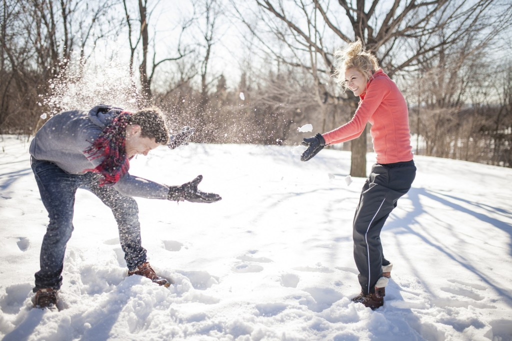 Snowball Fight wallpapers HD