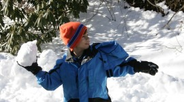 Snowball Fight Photo Download
