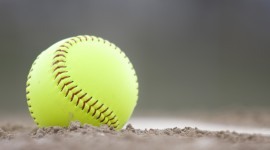 Softball Desktop Wallpaper HD