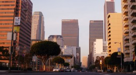 Streets Of Los Angeles Wallpaper 1080p