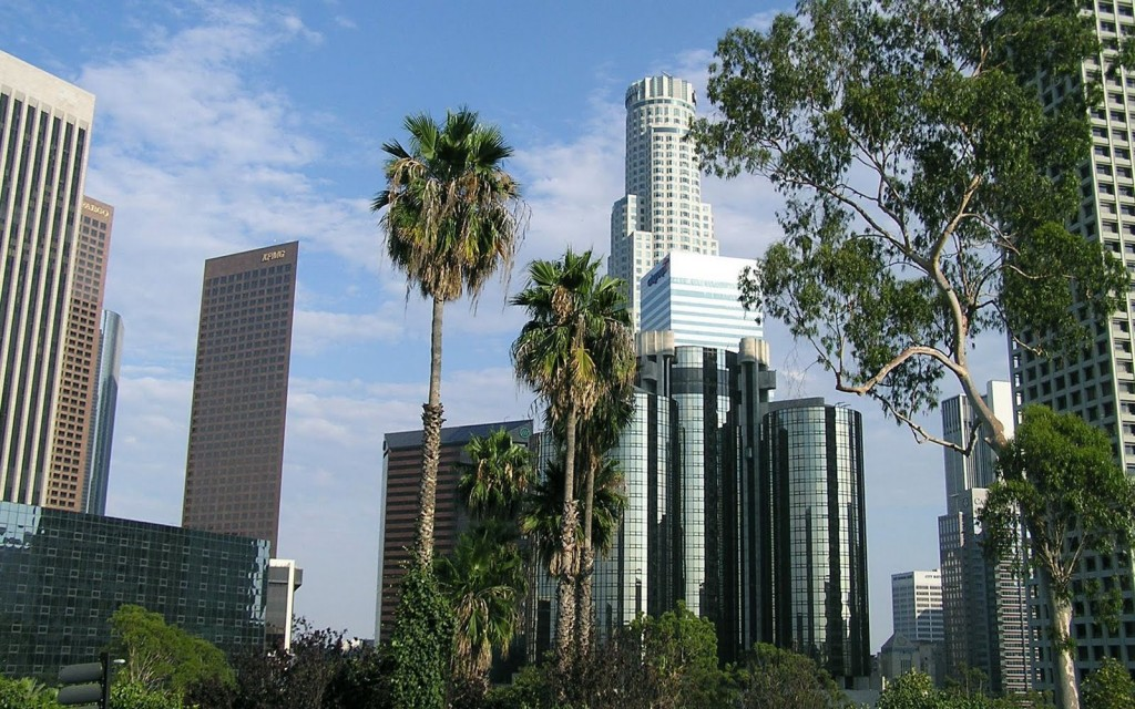 Streets Of Los Angeles wallpapers HD