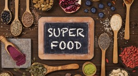 Superfood Desktop Wallpaper