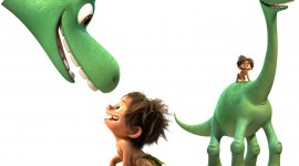 The Good Dinosaur Desktop Wallpaper HD