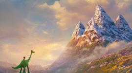 The Good Dinosaur Wallpaper For IPhone