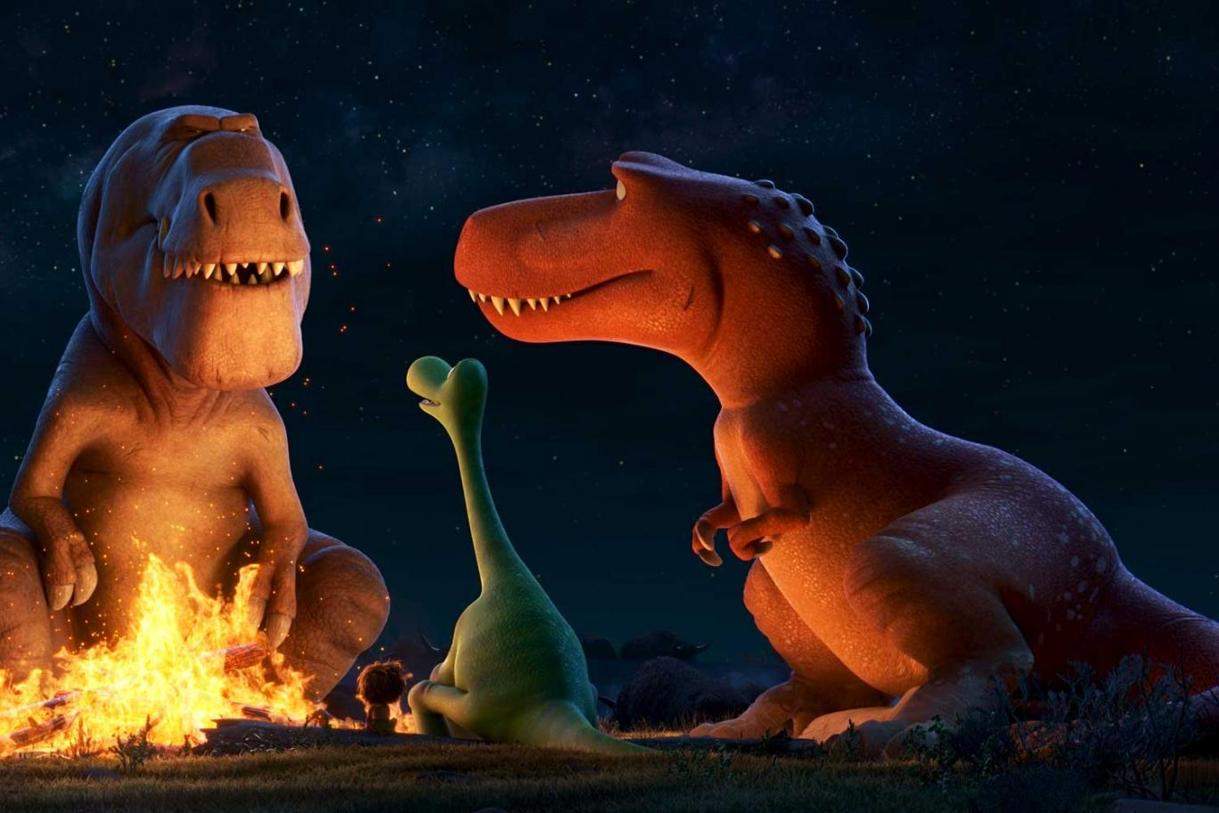 The Good Dinosaur Wallpaper Free