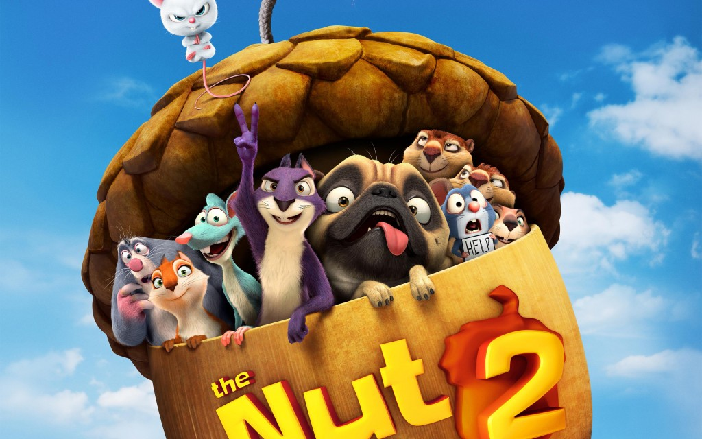 The Nut Job 2 wallpapers HD