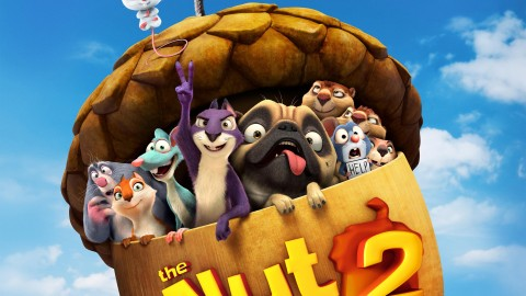 The Nut Job 2 wallpapers high quality