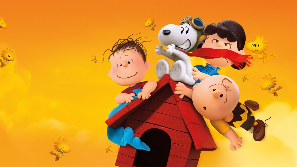 The Peanuts Movie wallpapers HD