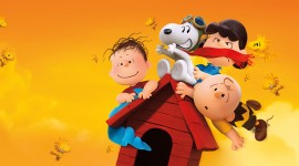 The Peanuts Movie Best Wallpaper