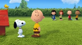 The Peanuts Movie Wallpaper 1080p