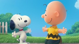 The Peanuts Movie Wallpaper