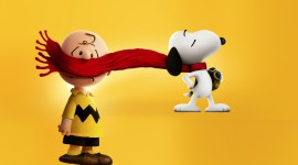 The Peanuts Movie Wallpaper For PC