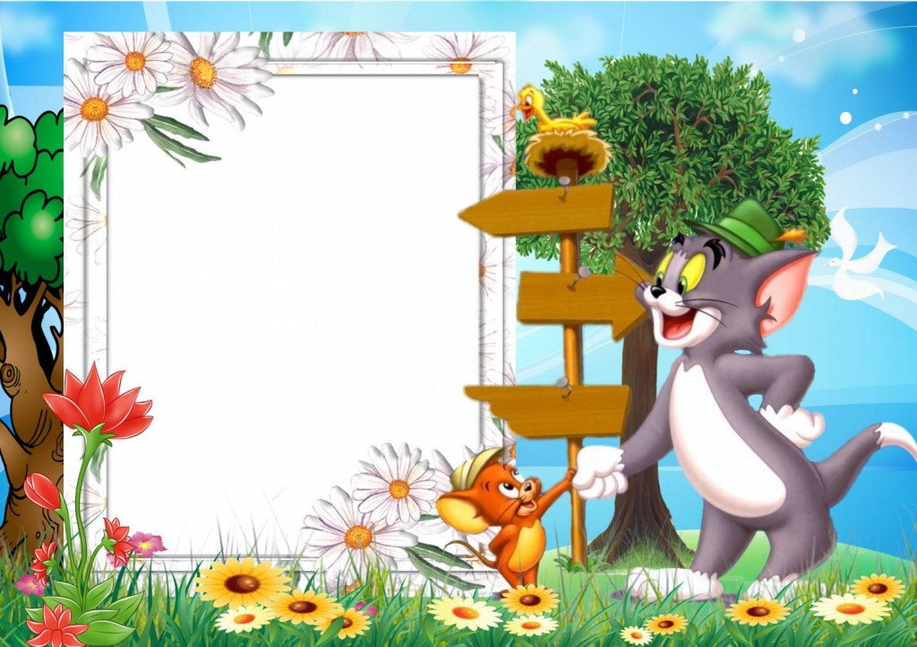 Tom And Jerry Frame wallpapers HD