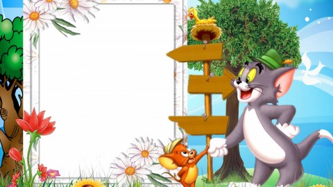 Tom And Jerry Frame wallpapers high quality