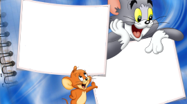 Tom And Jerry Frame Wallpaper Gallery