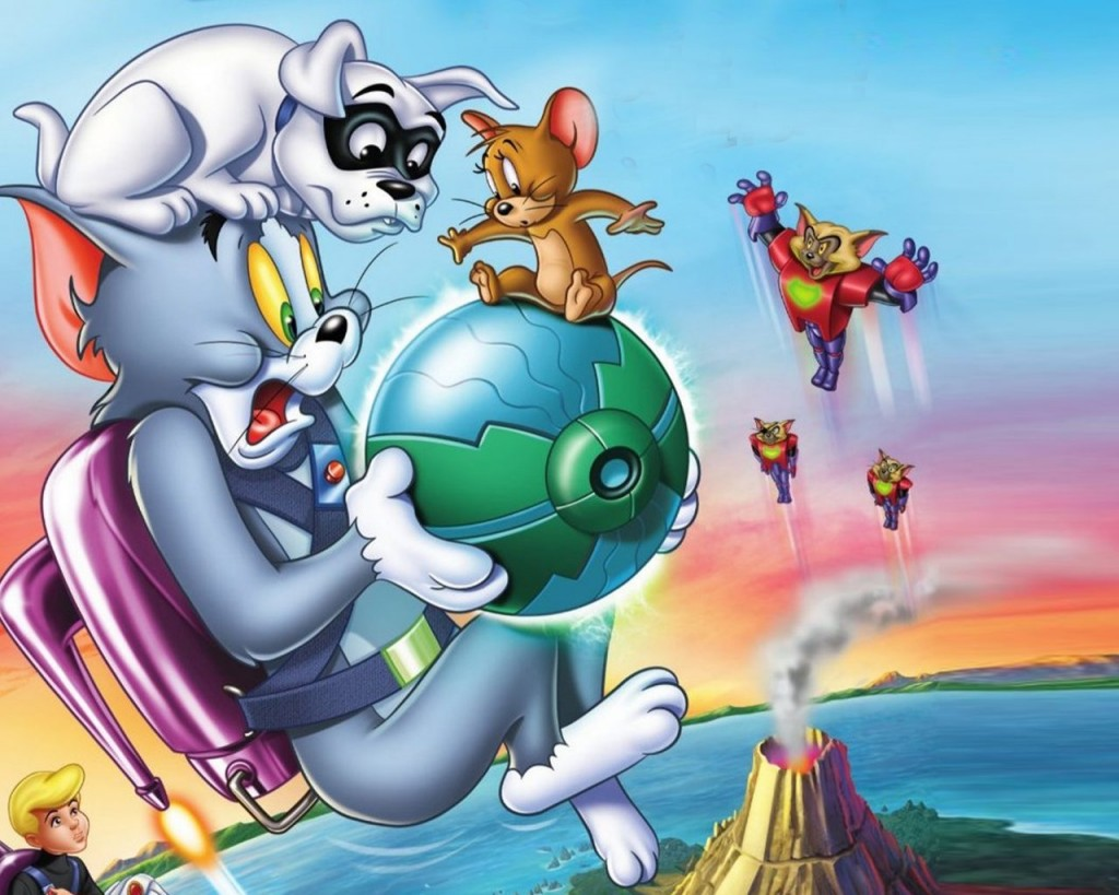 Tom And Jerry Spy Quest wallpapers HD