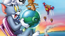 Tom And Jerry Spy Quest Wallpaper