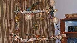 Unusual Christmas Decorations Wallpaper For Android