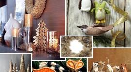 Unusual Christmas Decorations Wallpaper Full HD