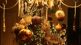 Unusual Christmas Decorations Wallpaper Gallery