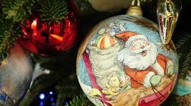 Unusual Christmas Decorations Wallpaper HQ#1