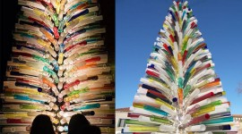Unusual Christmas Trees Wallpaper Gallery
