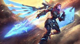 Valkyrie Wallpaper Download Free