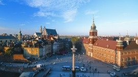 Warsaw Wallpaper Download Free